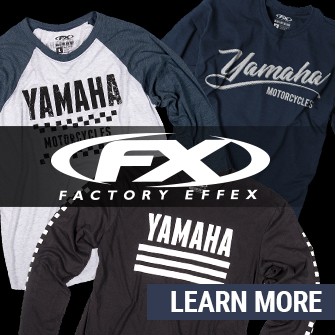 Browse Yamaha Apparel by Factory Effex