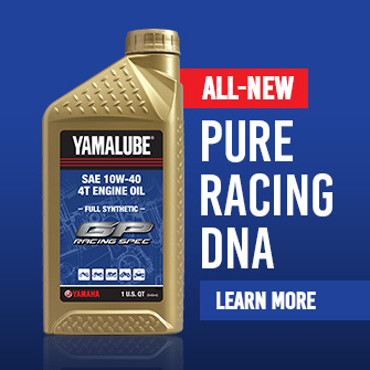 Learn More About Yamalube GP Race Oil
