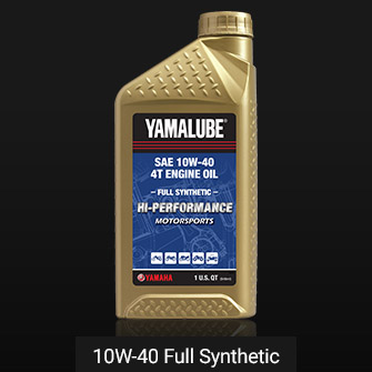 Learn More About Yamalube Hi-Performance 10W-40