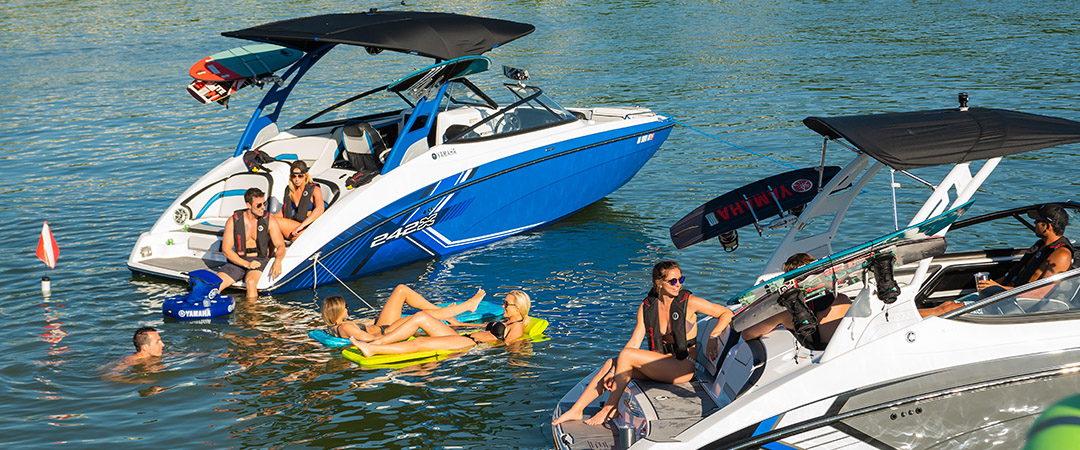 Browse Yamaha Boat Accessories