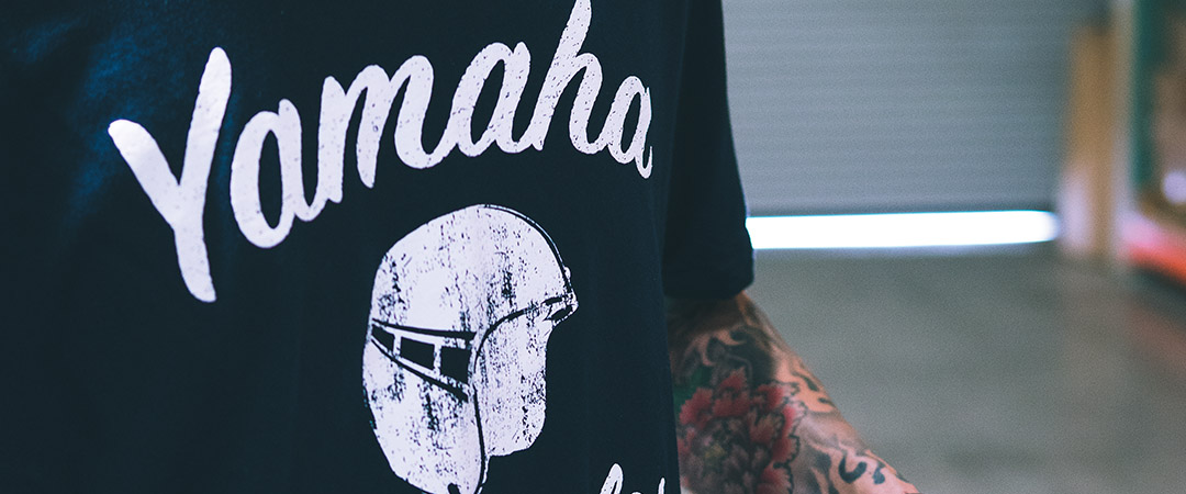 Yamaha x Factory Effex Apparel