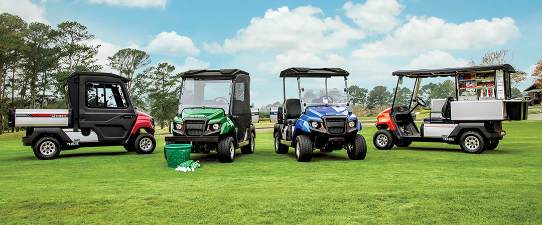 Browse Yamaha Golf Car Accessories