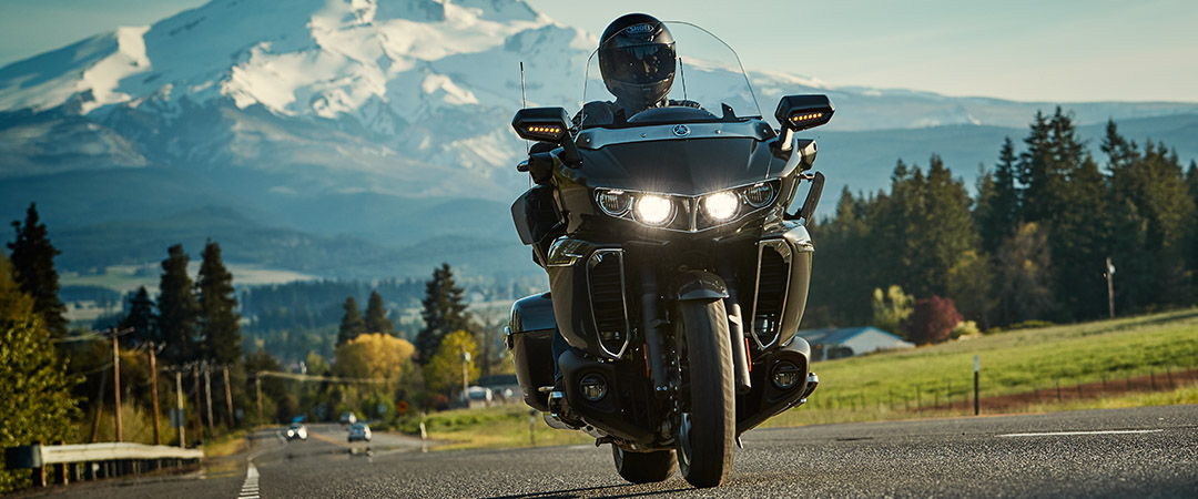 Yamaha Transcontinental Touring Motorcycle Accessories
