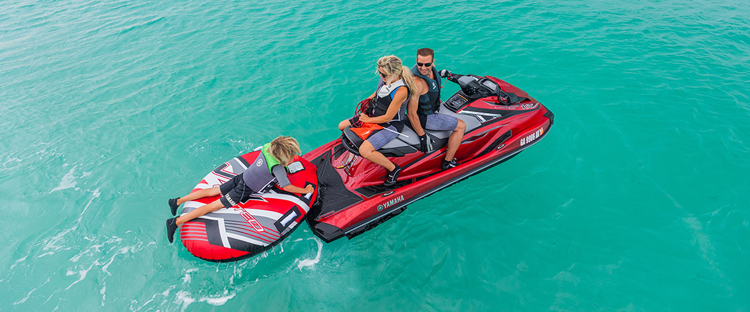 Yamaha WaveRunner Accessories